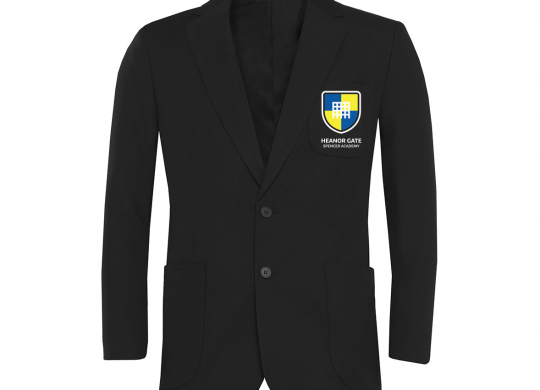 Heanor Gate new 2021 tbc - blazer